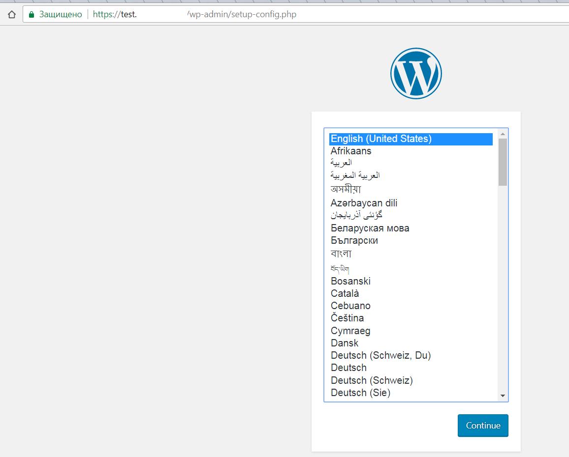 download wordpress dansk